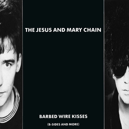The Jesus and Mary Chain - Barbed Wire Kisses (B-Sides and More) - New 2 Lp 2015 Record Store Day Black Friday on 180 gram Blood Red Vinyl - Alternative Rock