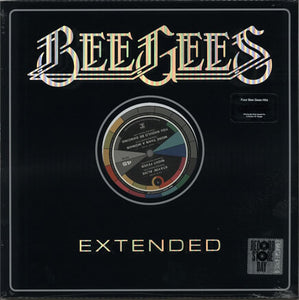"Bee Gees - Extended - New Vinyl Record 2015 Record Store Day Limited Edition 12"" 45 RPM - Pop / Rock / Disco"