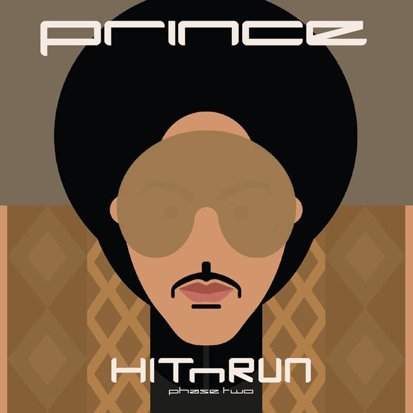 Prince - Hit n' Run: Phase Two - New Vinyl 2016 Limited Edition Import Pressing on 2-LP Colored Vinyl - Rock / Funk / Purple