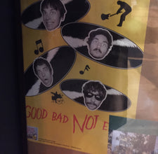 Black Lips – Good Bad Not Evil - 2007 - (double sided)
