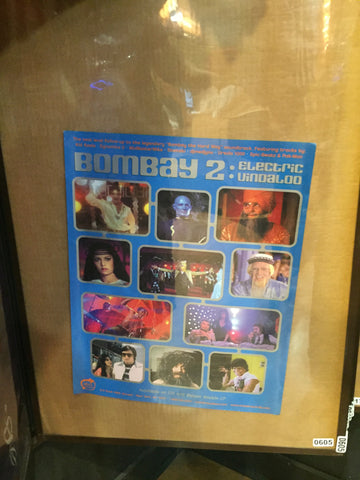 Various – Bombay 2: Electric Vindaloo - 2001