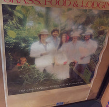 'Grass, Food & Lodging – High Class Bluegrass & Other Road Side Attractions - 1978 - Shuga Records Chicago