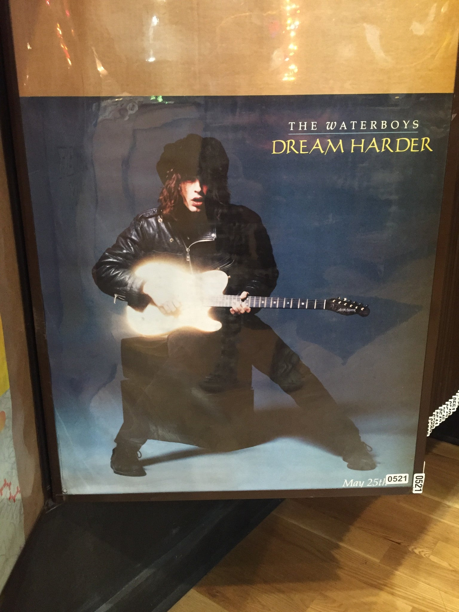 The Waterboys – Dream Harder - 1993