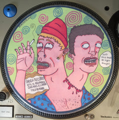 "Shuga 2015 Limited Edition Slipmat (1st Run) - Goob Double Heads ""Tight Track"""