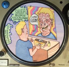"Shuga 2015 Limited Edition Slipmat (1st Run) - Goob ""Lookin' Good"""