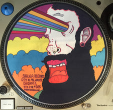 Shuga 2015 Limited Edition Slipmat (1st Run) - Goob Rainbow Eyes