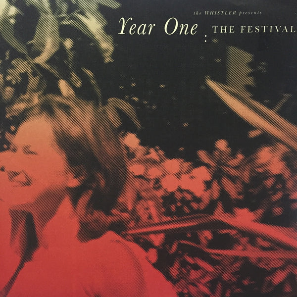 Chicago Various ‎– Year One: The Festival - New Vinyl Record - 3 Lp Set 2011 USA (CHICAGO MUSIC Milwaukee Avenue Arts Festival) (500 copies made, with 30 page book) - Rock/Jazz/Pop/Folk
