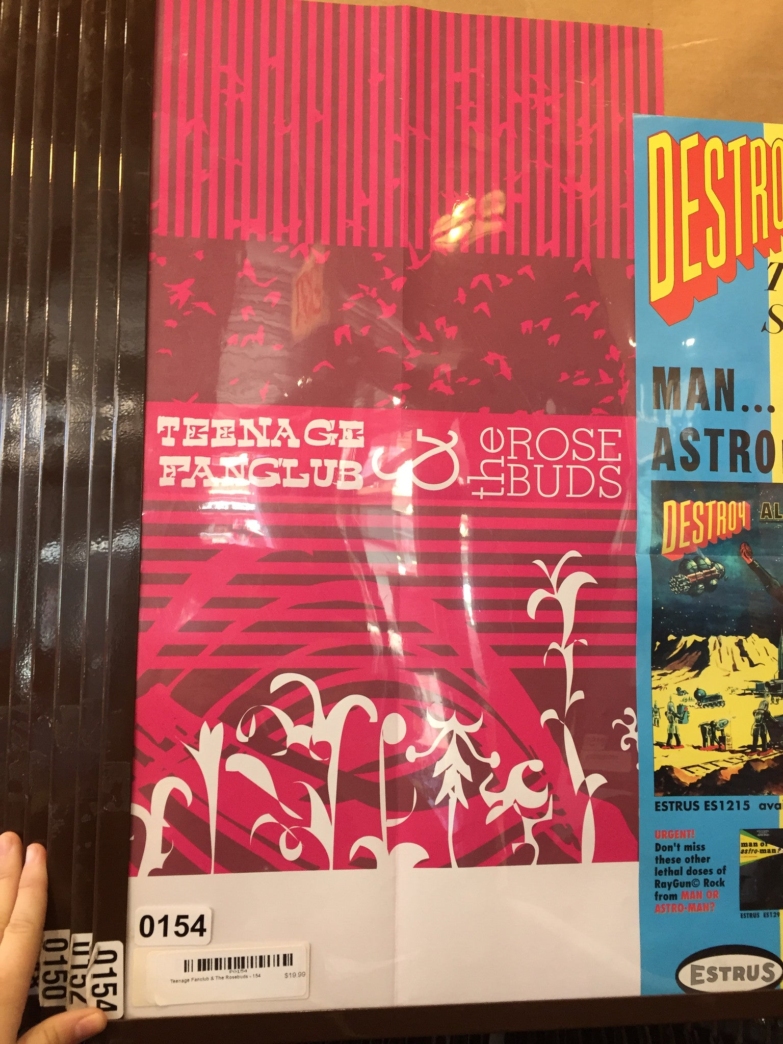 Teenage Fanclub & The Rosebuds - 0154
