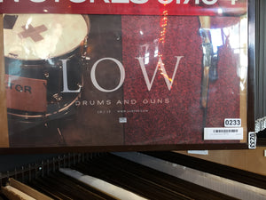 Low – Drums And Guns - 2007- 0233 Poster