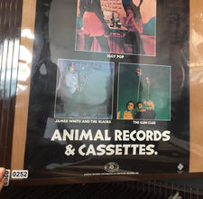 Animal Records - Because It's A Jungle Out There - 1982 - 0252
