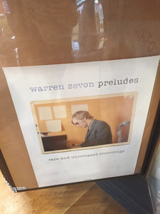 Warren Zevon - Warren Zevon Recordings - 0384