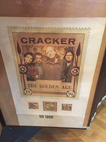 Cracker – The Golden Age - 1996 - 0403 Poster