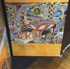 Beauford Delaney - Jazz Quartet From New York to Paris - 2004 - 0425