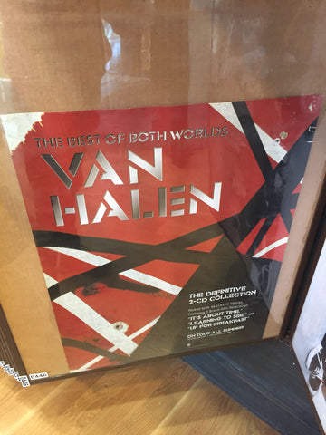 Van Halen ‎– Best Of Both Worlds - 2004