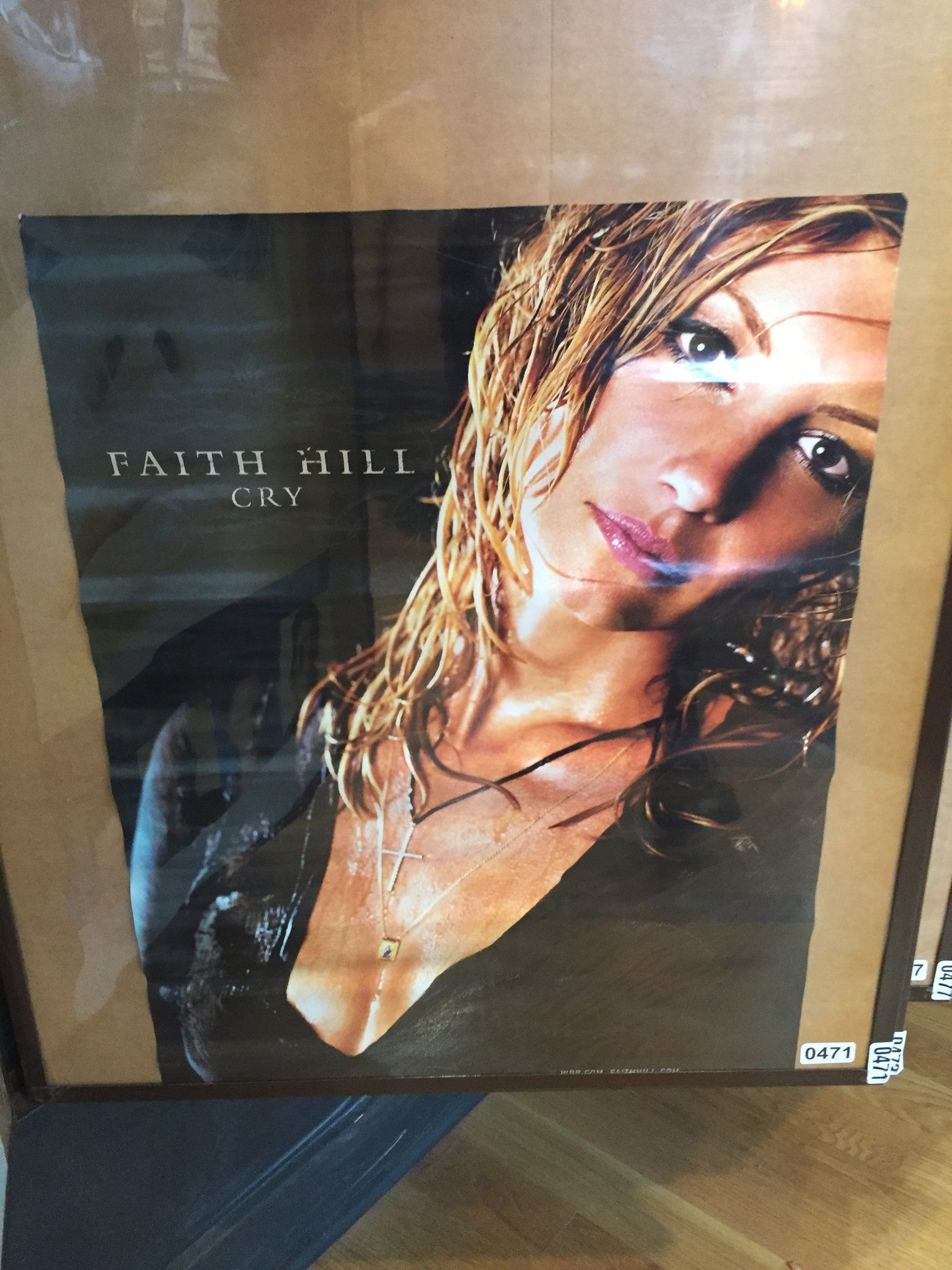 Faith Hill – Cry - 2002 - 0471