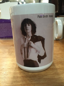 Shuga MUG - Patti Smith
