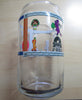 Weed & Beer Metroid Samus NES 8-Bit Shuga Records 16 oz Libbey Can Glass Limited Batch1