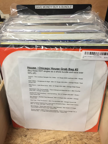 House / Chicago House Grab Bag #2