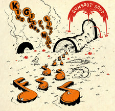 "King Gizzard & The Lizard Wizard - Gumboot Soup - New 2018 Record ""Greenhouse Heat Death"" Colored Vinyl ATO USA - Psych / Rock / Fucking Awesome"