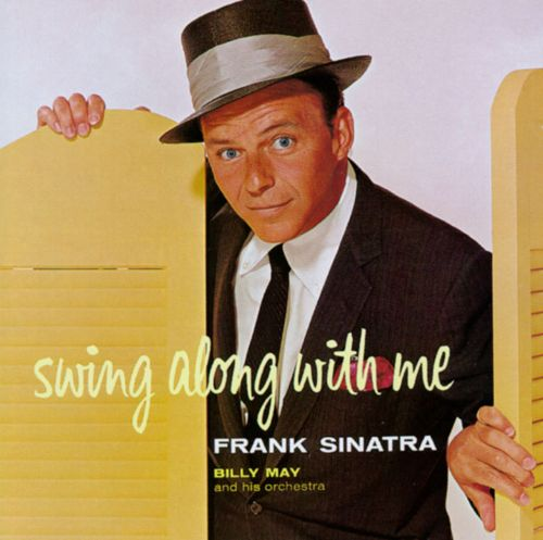 Frank Sinatra - Swing Along With Me (1961) - New Vinyl Record 2015 DOL EU 180Gram Pressing - Pop / Jazz