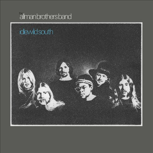 The Allman Brothers - Idlewild South (1970) - New Vinyl 2016 USA Mercury 180gram Remastered Pressing - Rock / Southern Rock