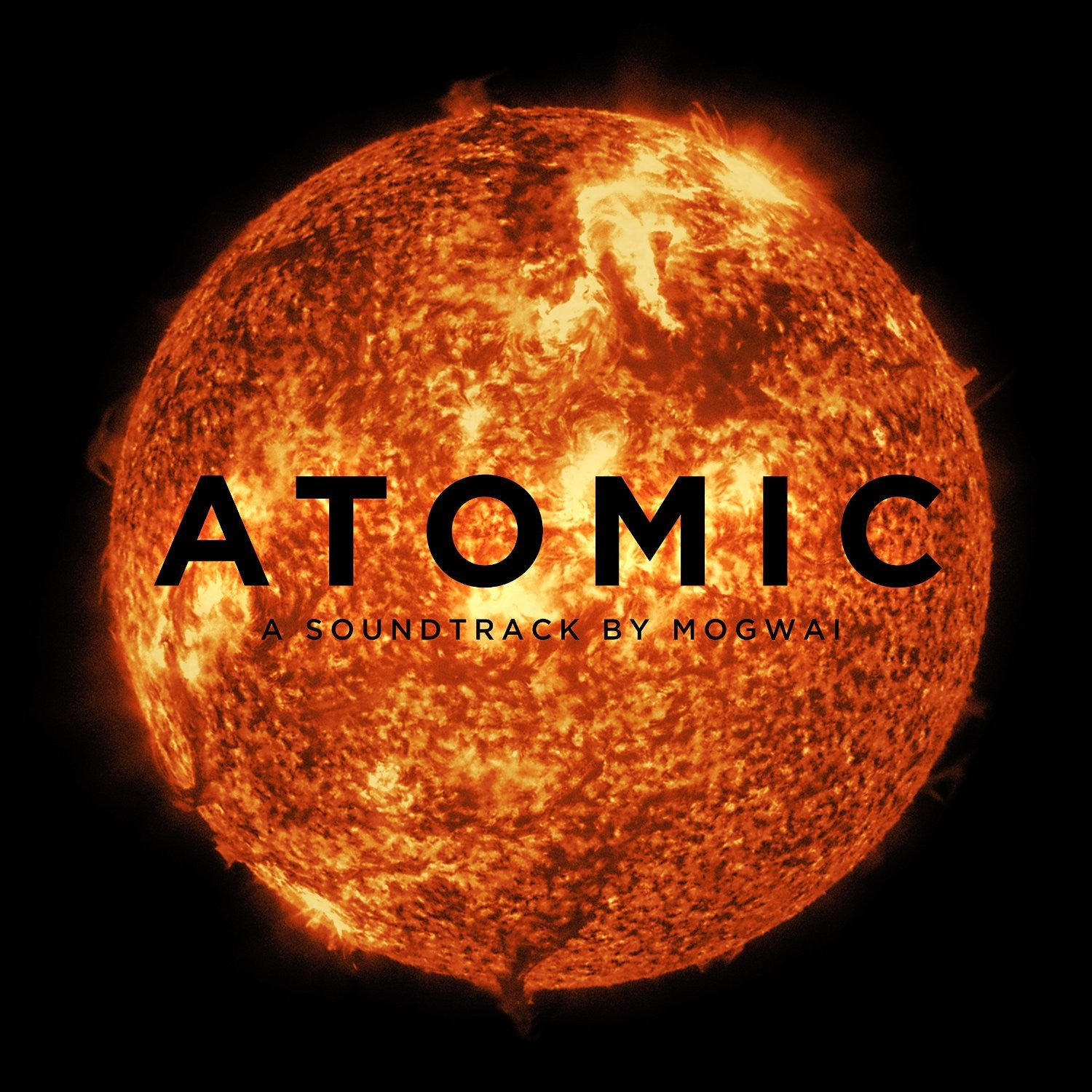 Mogwai - Atomic - New 2 Lp Record 2016 Temporary Residence USA Vinyl & Download - Soundtrack / Post Rock