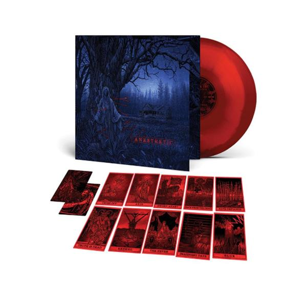 Mark Morton (Lamb of God) - Anesthetic - New Vinyl Lp  2019 Spinefarm Red Vinyl with Tarot Cards and Gatefold Jacket - Death Metal