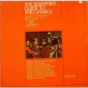 Various - The Seraphim Guide To The Classics - Volume 7 The Spirit Of Of Nationalism - New Vinyl Record 1972 Stereo (Original Press) USA - Classical