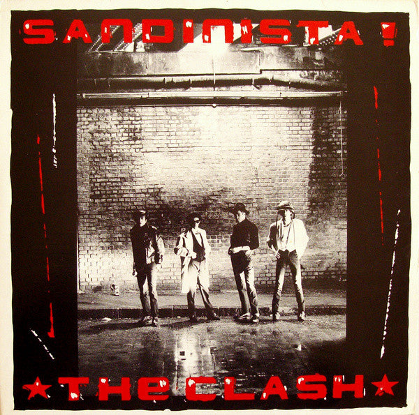 The Clash - Sandinista - New Vinyl Record 2013 3-LP 180Gram Vinyl Remastered Pressings - Punk