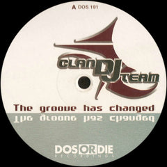 "Clan DJ Team – The Groove Has Changed - New 12"" Trance (Germany) 2002"