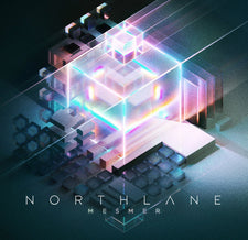 Northlane ‎– Mesmer - New Vinyl 2017 UNFD / Rise Records Limited Edition Pressing on Colored Vinyl with Download - Metalcore / Prog Metal