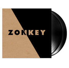 Umphrey's McGee - Zonkey (The Mashup Album) - New Vinyl 2017 Nothing Too Fancy 180Gram Audiophile 2-LP Pressing with Download - Prog Rock / Jam Band / Cover Album