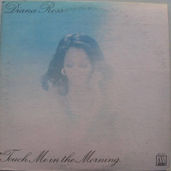 Diana Ross - Touch Me In The Morning - VG+ Stereo 1973 USA Original Press - Soul