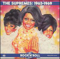 The Supremes ‎– The Supremes: 1963-1969 - New Vinyl Record 1987 (Original Press) 2 Lp Box Set USA - Soul