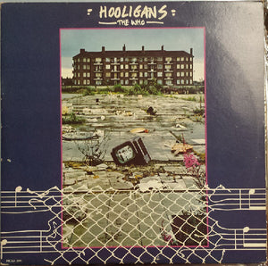 The Who - Hooligans - VG+ 2 Lp Record 1980 USA Vinyl - Classic Rock