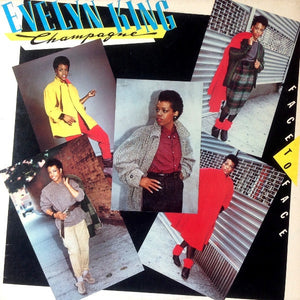 Evelyn 'Champagne' King - Face to Face - New Lp Record 1983 RCA USA Vinyl - Soul / Synth-pop / Funk
