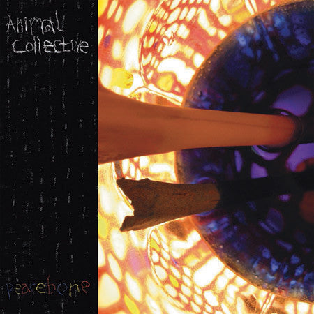 "Animal Collective ‎– Peacebone - New Vinyl 12"" -  2007 USA 45 Rpm"