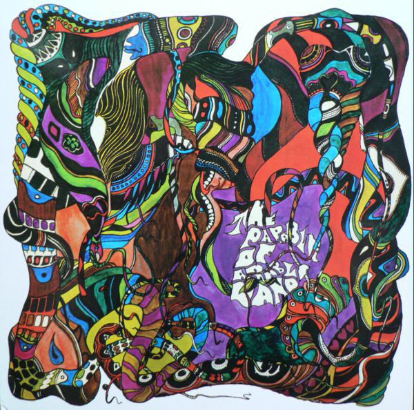 The Red Crayola With The Familiar Ugly ‎– The Parable Of Arable Land(1967) - New Vinyl Record USA 2009 Press - Psychedelic Rock