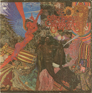 Santana - Abraxas - Mint- Stereo CBS 1970's Press USA (With Huge Poster) - Psychedelic Rock/Fusion -- B9-045