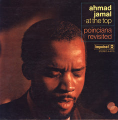 Ahmad Jamal – At The Top: Poinciana Revisited - VG- 1969 Stereo USA Jazz