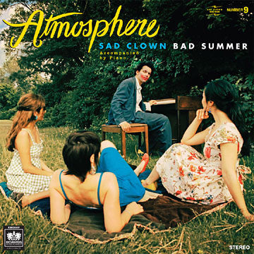 Atmosphere ‎– Sad Clown Bad Winter (Sad Clown Bad Dub #9) - New Vinyl 2007 USA Rhymesayers - Minneapolis Hip Hop