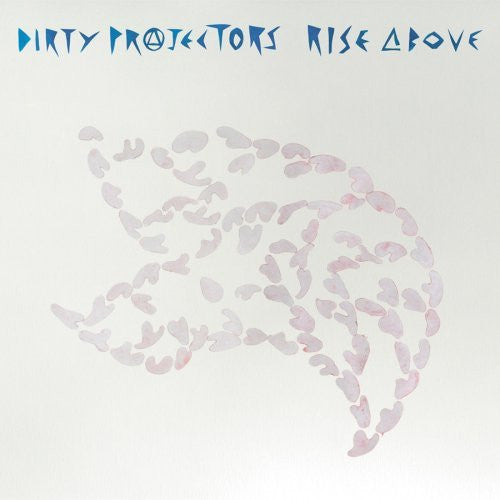 Dirty Projectors - Rise Above - New Vinyl Record 2007 Dead Oceans LP + Download - Indie Rock / Experimental Pop