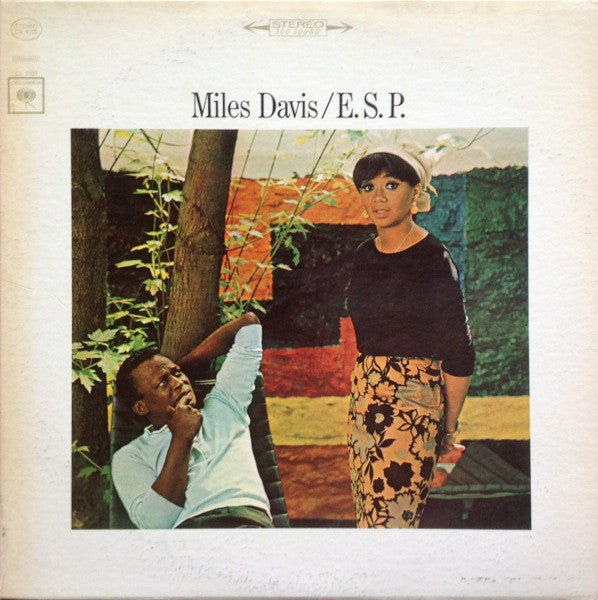 Miles Davis - E.S.P. (1965) - VG+ Stereo (1970's Press) USA - Jazz - B16-061