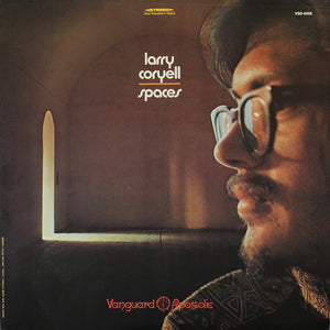 Larry Coryell - Spaces - VG+ Lp Record 1974  Vanguard USA Vinyl - Jazz Fusion / Post Bop