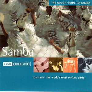 V / A - Rough Guide to Samba - New Vinyl Record 2015 RSD Limited Edition - World / International