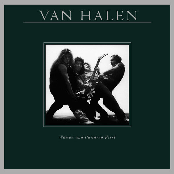 Van Halen ‎– Women And Children First - Mint- 1980 (Original Press) USA - Rock - B1-123