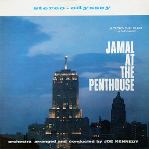 Ahmad Jamal ‎– Jamal At The Penthouse - VG+ 1959 Stereo USA Original Press - Jazz - B17-130