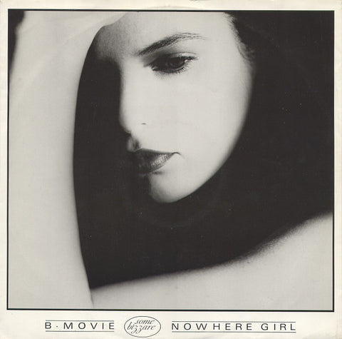 "B-Movie – Nowhere Girl - Mint- 1982 USA 12"" - Synth-pop"