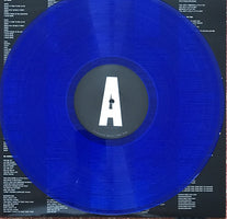 Young Fathers ‎– Cocoa Sugar - New Vinyl Lp 2018 Ninja Tune 'Indie Exclusive' on Blue Vinyl with Download - Hip Hop / Trip Hop