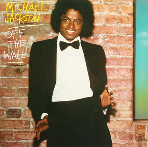 Michael Jackson - Off the Wall - VG Lp Record 1979 Epic USA Original Vinyl - Rock Pop